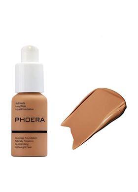 Phoera Cosmetics Liquid Matte Foundation Tan 108 (30ml)