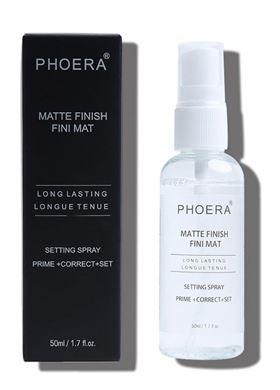 Phoera Cosmetics Matte Setting Spray (50ml)