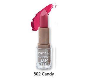Beauty Basket - Phoera Cosmetics Waterproof Matte Lipstick Candy 802 (3.8g)