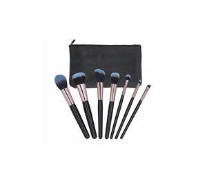 Beauty Basket - T4B MIMO Makeup Brush Set 7 Pcs Black