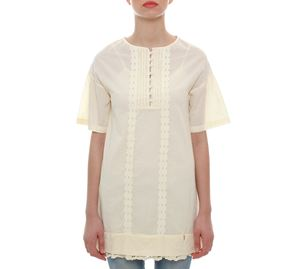 Fracomina - Γυναικείο Μπλουζοφόρεμα FRACOMINA fracomina   γυναικείες μπλούζες