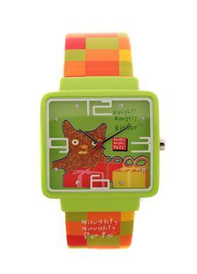 Παιδικό Ρολόι Naughty Naughty Pets
