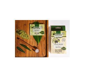 Olive Fruits & Fleurs - Μάσκα Προσώπου Άμεσης Σύσφιξης Olivin