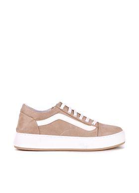 Ροζ Γυναικεία Sneakers με κορδόνια MIGATO