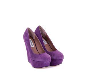 Shoes Fever - Μωβ Ψηλοτάκουνες Γόβες Steve Madden