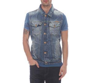 Edward Jeans - Ανδρικό Γιλέκο EDWARD edward jeans   ανδρικά γιλέκα