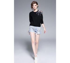 Shopaholic - Γυναικεία Μπλούζα FERRAGA shopaholic   γυναικείες μπλούζες