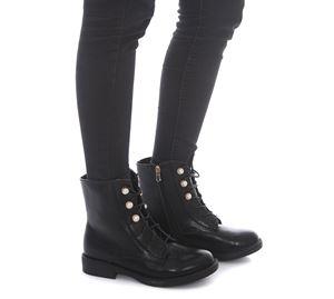 I-Doll Boots - Γυναικείο Army Μποτάκι I-DOLL i doll boots   γυναικεία υποδήματα