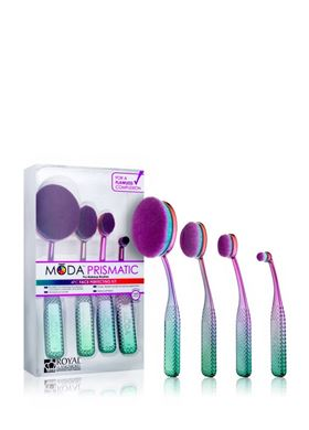 Royal & Langnickel Moda Prismatic Face Perfecting Kit 4pc