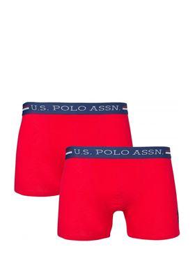 Σετ Με 2 Ανδρικά Boxers U.S. Polo ASSN