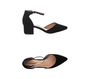 I-Doll Heels & Wedges - Γυναικεία Χαμηλή Γόβα Με Μπαρέτα I-DOLL