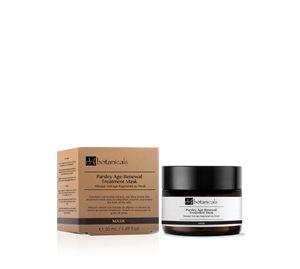 Gruum & Dr. Botanicals - Parsley Age Renewal Treatment Mask  Μάσκα Ανανέωσης Προσώπου με Μαϊντανό Dr Botanicals - 50ml