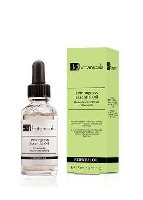 Αιθέριο Έλαιο με Άρωμα Λεμόνι 15 ml Dr. Botanicals