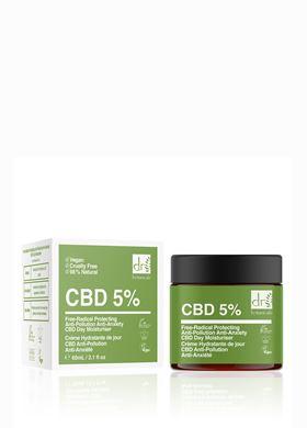 Ενυδατική Κρέμα Ημέρας CBD Moisturiser Dr. Botanicals 60 ml