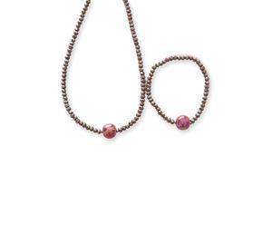 Detailed Look - Γυναικείο Σετ Κολιέ Και Βραχιόλι Ozzi detailed look   γυναικεία κοσμήματα