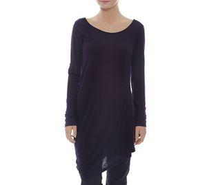 Woman Bazaar Vol.2 - Μακριά Μωβ Μπλούζα UP CLOTHING woman bazaar vol 2   γυναικείες μπλούζες