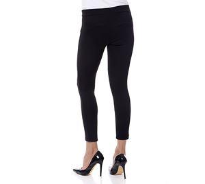 Woman Bazaar Vol.2 - Μαύρο Στενό Παντελόνι UP CLOTHING woman bazaar vol 2   γυναικεία παντελόνια