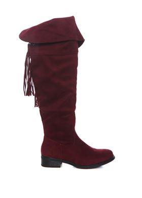Γυναικείες Μπότες OVER THE KNEE MIGATO
