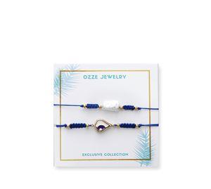 Jewels Bazaar - Γυναικείο Σετ Βραχιόλια OZZE