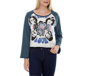 Outlet - Γυναικεία Μπλούζα ATTRATTIVO γυναικα μπλούζες