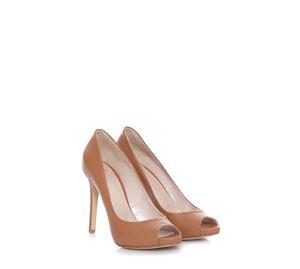 Shoes Fever - Γόβες Peep-Toe Boss Shoes