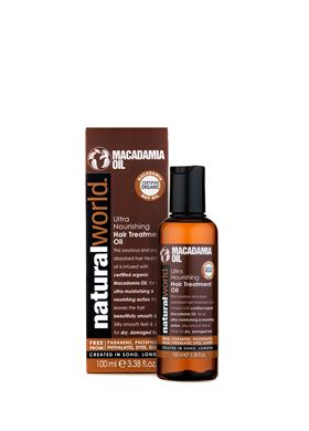 Macadamia Nourishing Hair Natural World