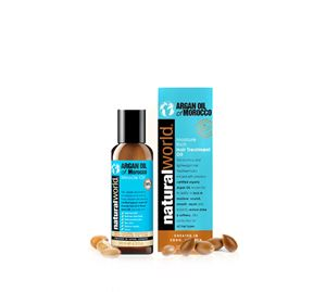 Beauty Wellness - Argan Oil Hair Natural World