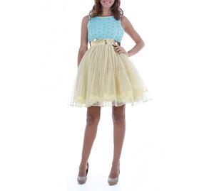 Woman Bazaar - Φόρεμα με Φουρό MANOUSH