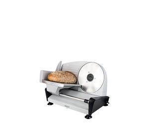 Let's Cook! - Μεταλλική Μηχανή Κοπής Ψωμιού - Αλλαντικών ή Τυριών 150W SOGO