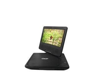 "Car - Automotive - Φορητό DVD Player 7"" με Περιστρεφόμενη Οθόνη LCD SOGO"