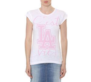 White Label - Γυναικεία Μπλούζα HAPPINESS