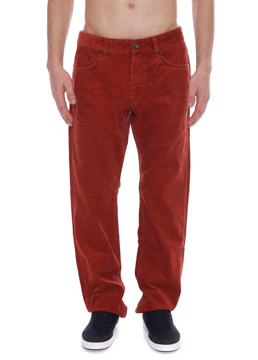 143ad4a49b30 Ανδρικό Κόκκινο Κοτλέ Παντελόνι GANTφωτογραφία2