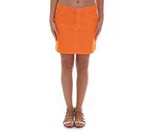 Polo Ralph Lauren - Πορτοκαλί Μίνι Φούστα POLO RALPH LAUREN polo ralph lauren   γυναικείες φούστες