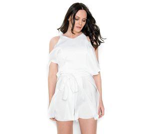 Woman Bazaar - Γυναικείο Ολόσωμο Σορτς Yvonne Bosnjak woman bazaar   γυναικείες φόρμες