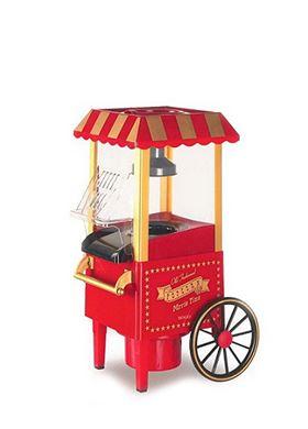 Παραδοσιακή Μηχανή Παρασκευής Ποπ Κορν Sogo