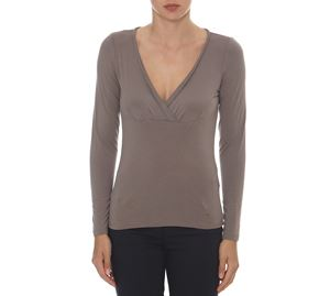 Branded Clothing - Γυναικεία Μακρυμάνικη Μπλούζα HENRY COTTONS