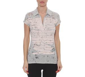 Branded Clothing - Γυναικεία Κοντομάνικη Μπλούζα CALVIN KLEIN JEANS