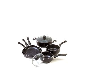 Kitchen General - Σετ Μαγειρικά Σκεύη 8 Τεμ Cenocco