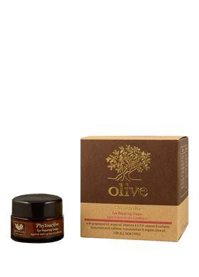 """Επανορθωτική Κρέμα Ματιών Fruits & Fleurs """"olive"""""""