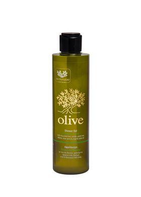 """Αφρόλουτρο Fruits & Fleurs """"olive"""""""