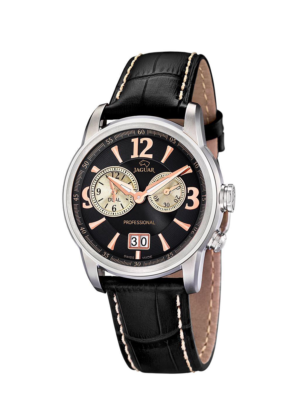 Jaguar & More - Ανδρικό Ελβετικό Ρολόι JAGUAR