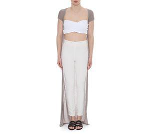Lak & More - Μπεζ Γυναικείο Τουνίκ .LAK lak   more   γυναικείες μπλούζες