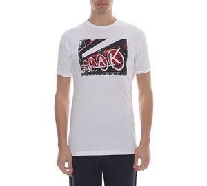 Lak & More - Λευκή Μπλούζα .LAK lak   more   ανδρικές μπλούζες
