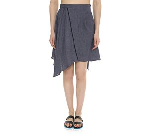 Lak & More - Φούστα .LAK με πιέτες lak   more   γυναικείες φούστες