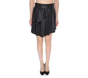 Lak & More - Φούστα .LAK από δερματίνη lak   more   γυναικείες φούστες