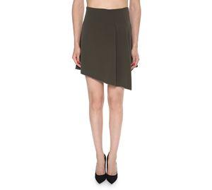 Lak & More - Χακί Φούστα .LAK lak   more   γυναικείες φούστες