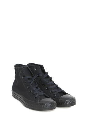 Μαύρα Unisex Παπούτσια CONVERSE