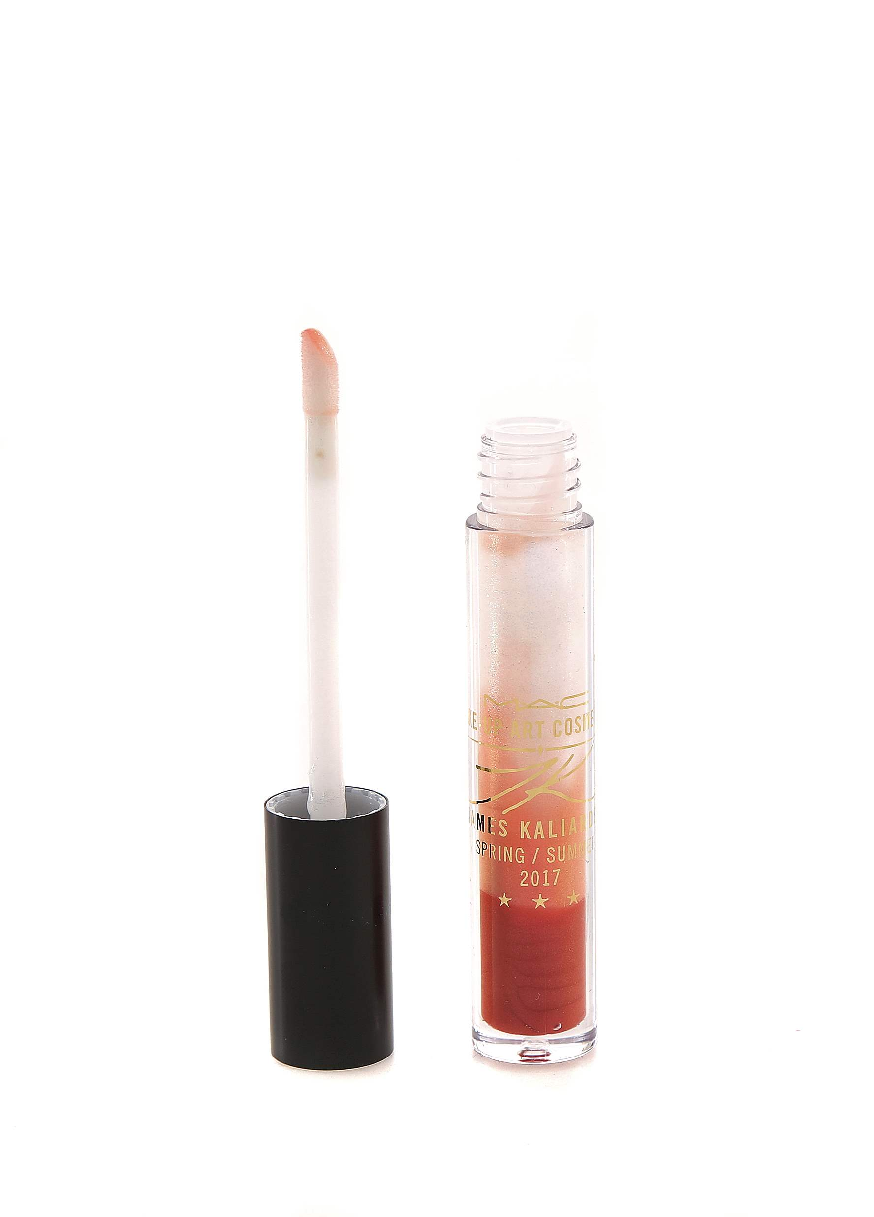 Mac Vol.2 - Lipgloss TRICOLOUR LIP GLOSS-STRAR