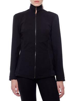 Μαύρο Σακάκι UP CLOTHING