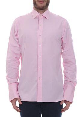 Ροζ Ανδρικό Πουκάμισο POLO RALPH LAUREN